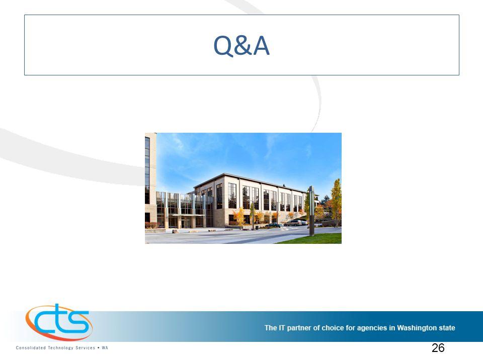 Q&A 26