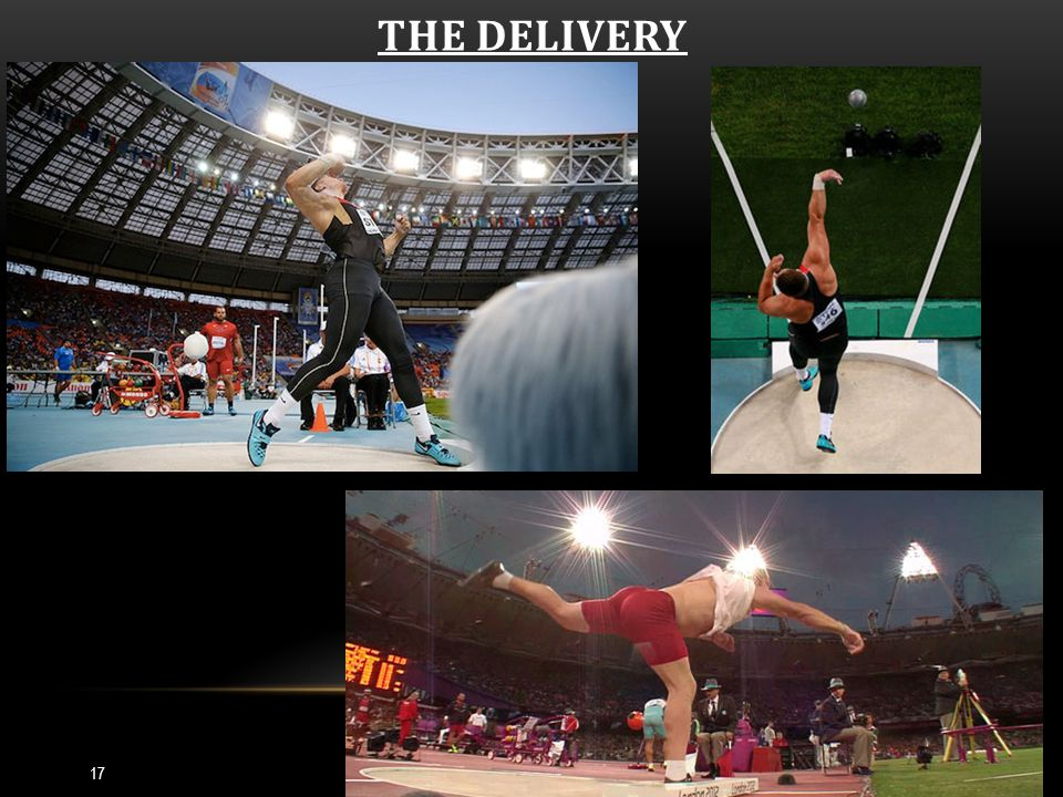 THE DELIVERY 17