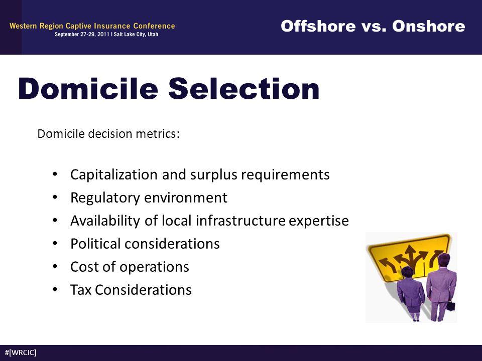 Offshore vs.