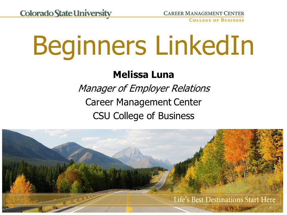Agenda  Why LinkedIn  User Data  Building Your Profile