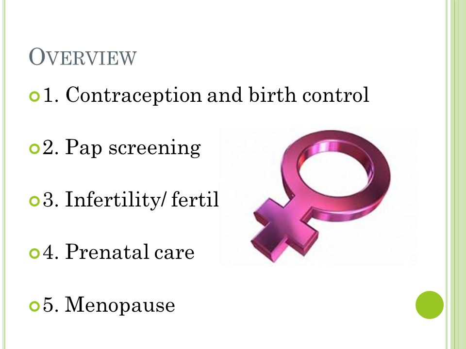 1.B IRTH CONTROL AND CONTRACEPTION Oral contraceptives: So many generics!!.