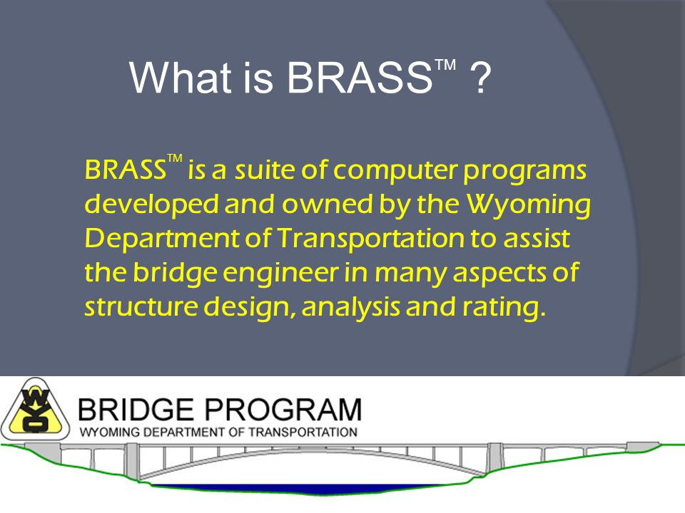 What is BRASS TM .