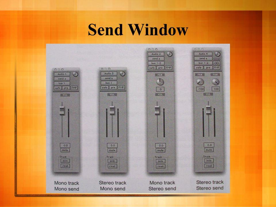 Send Window