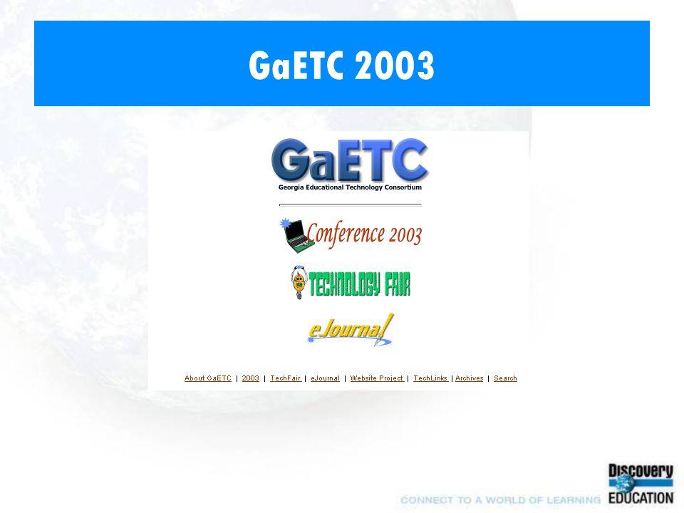 GaETC 2003