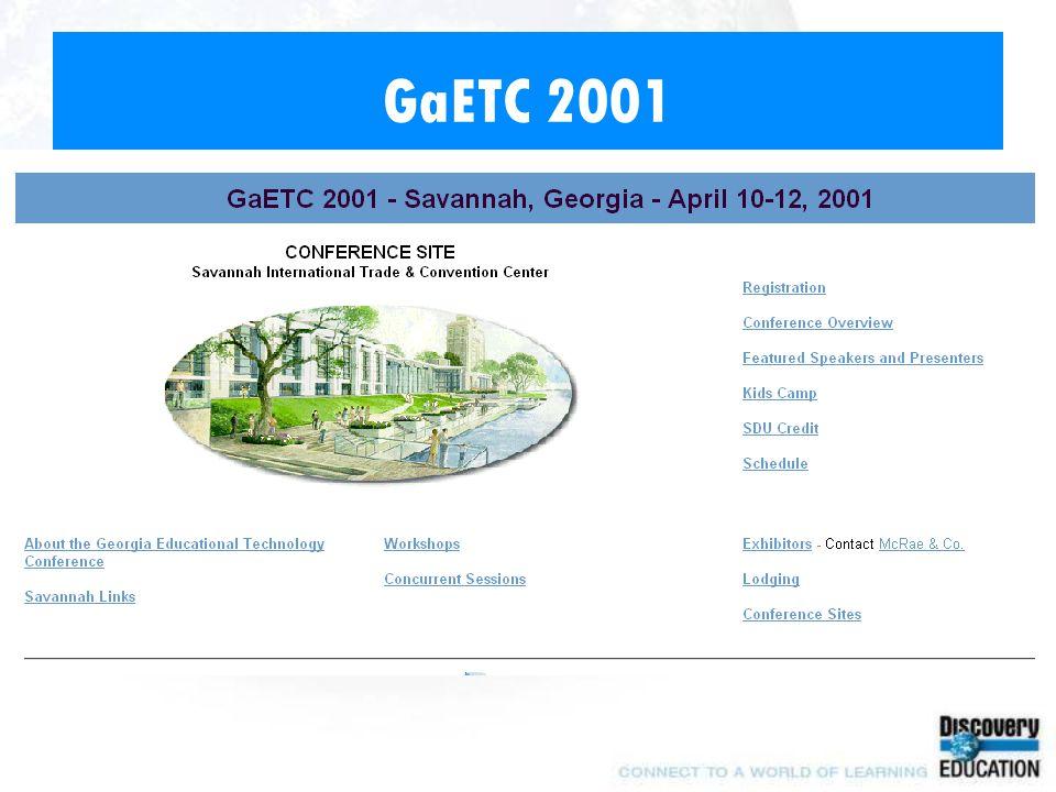 GaETC 2001