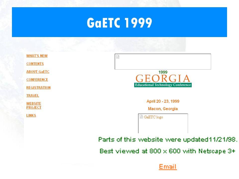 GaETC 1999