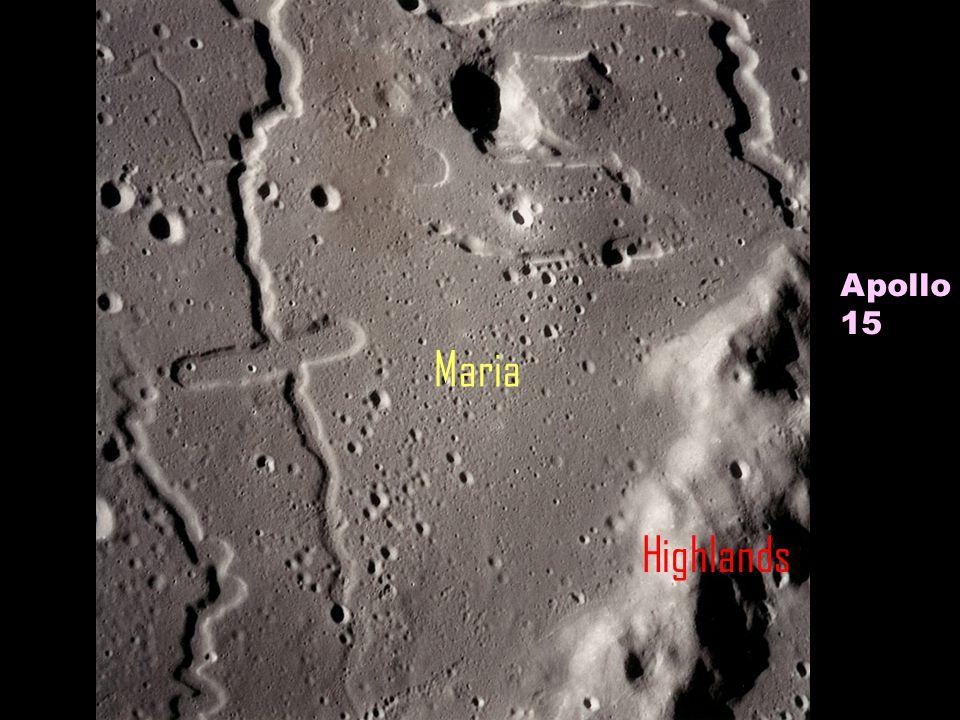 Apollo 15 Maria Highlands