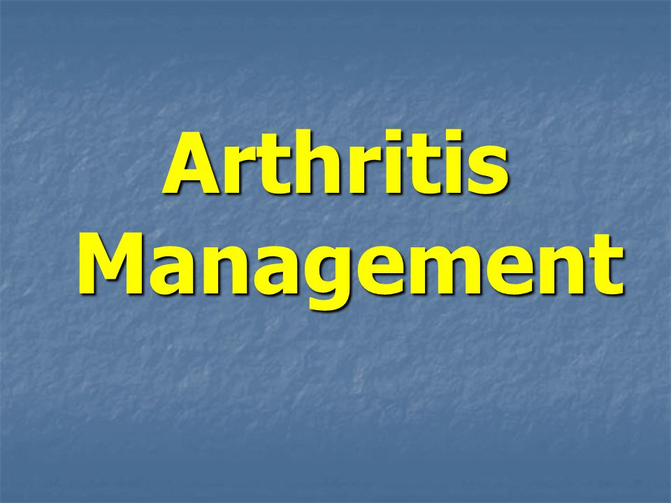 10 Signs Of An Unproven Arthritis Remedy 10.The Conspiracy Theory 9.