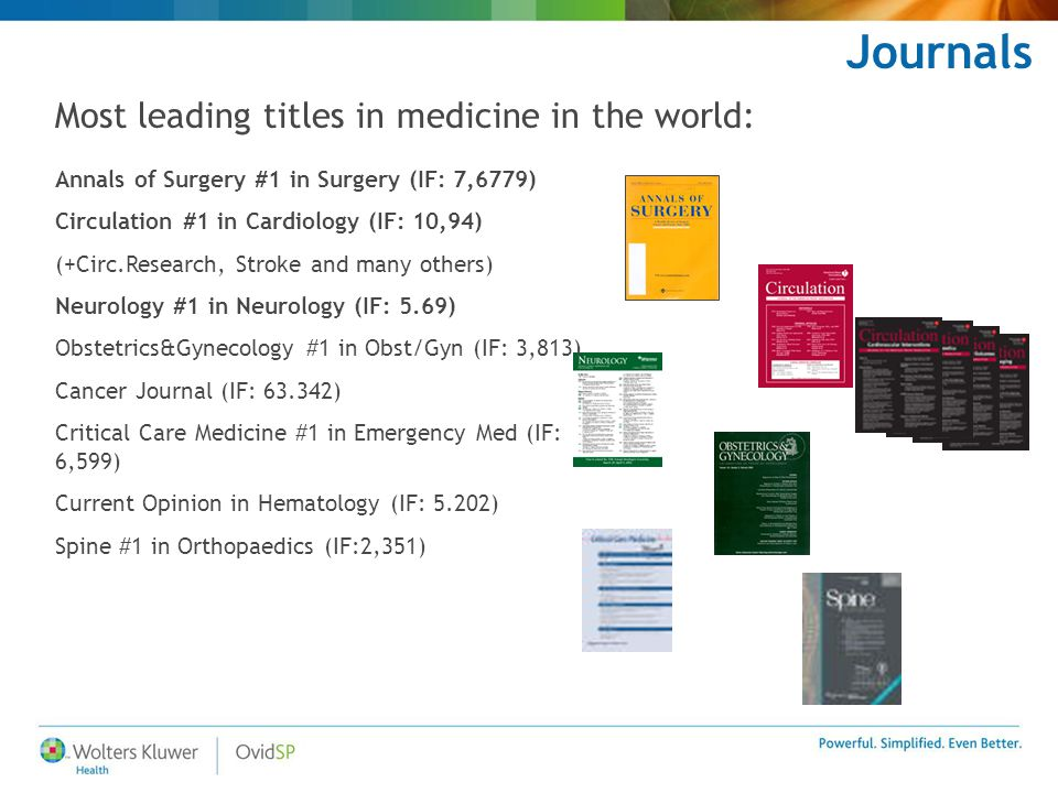 Journals - Collections LWW Cardiology Subject Collection - 22 titles LWW Proprietary Title Collection – 185 titles Currrent opinion Journals 6 New Circulation titles from AHA –Circulation: Arrhythmia and Electrophysiology –Circulation: Cardiovascular Genetics –Circulation: Cardiovascular Imaging –Circulation: Cardiovascular Interventions –Circulation: Cardiovascular Quality and Outcomes –Circulation: Heart Failure –All available ala carte AND through a Circulation Subset collection!