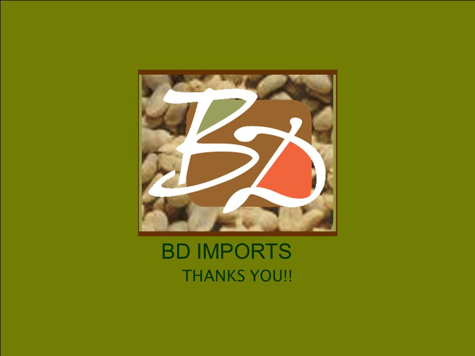 BD IMPORTS THANKS YOU!!
