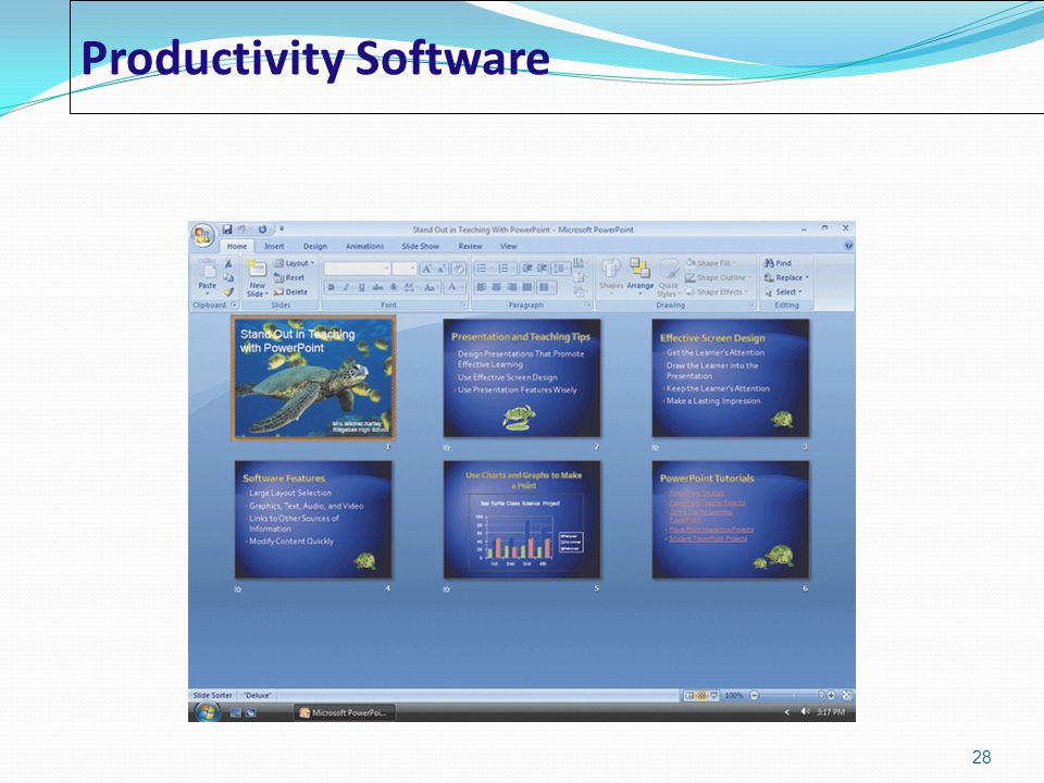 28 Productivity Software