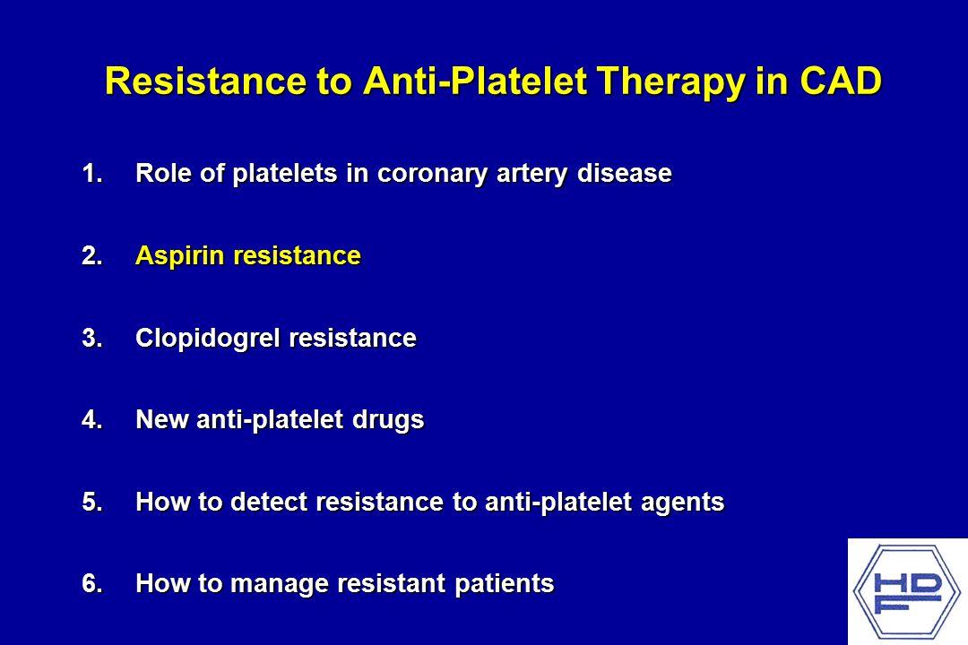 Prevalence of ASA Resistance Gum PA et al.