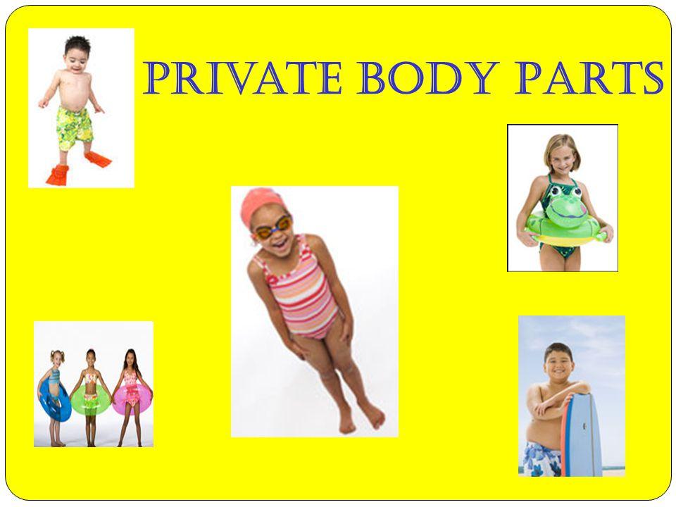 Private Body Parts