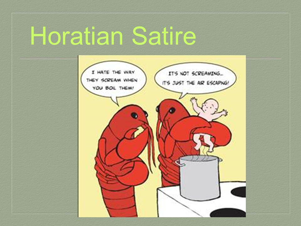 Horatian Satire