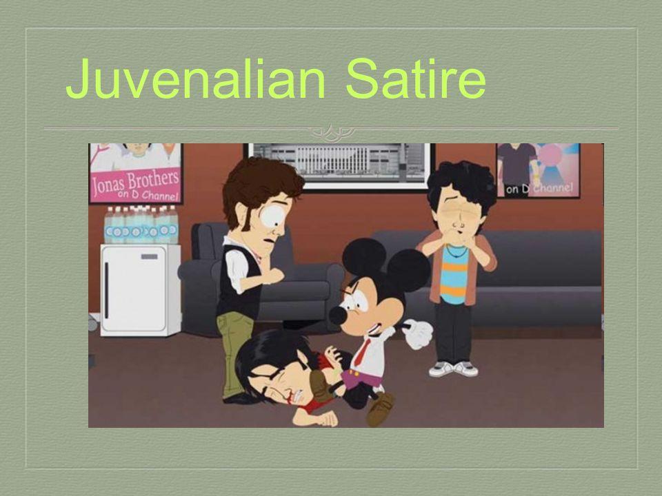 Juvenalian Satire
