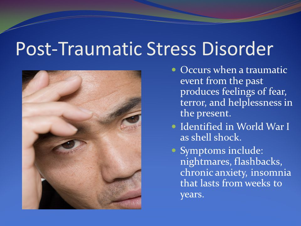 Causes of Anxiety Disorders 1.Heredity/Biological Causes (imbalance in brain) 2.