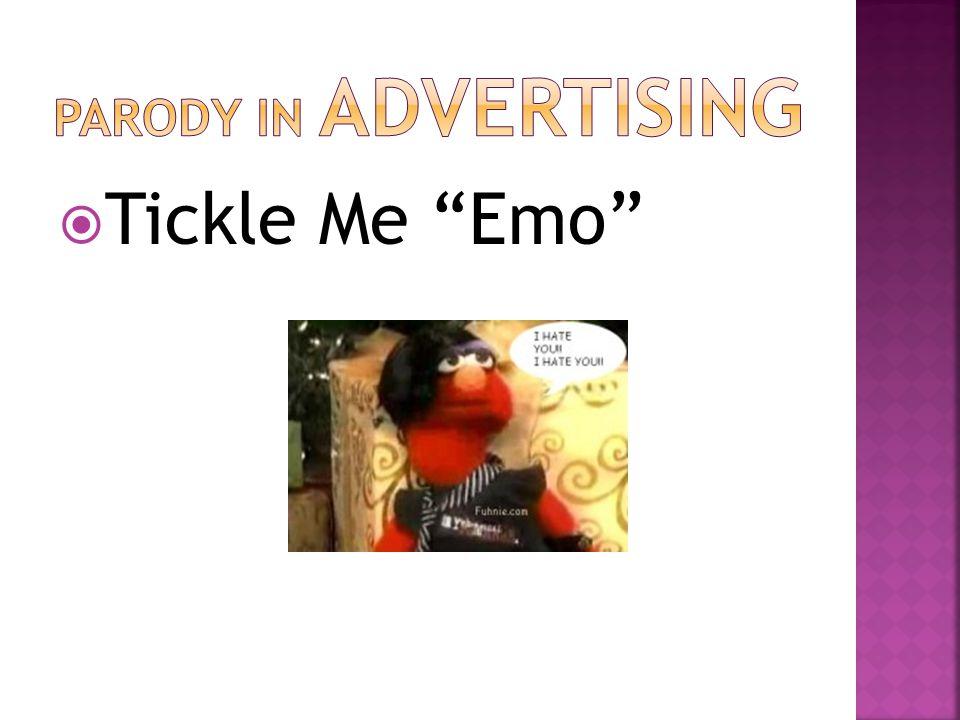  Tickle Me Emo