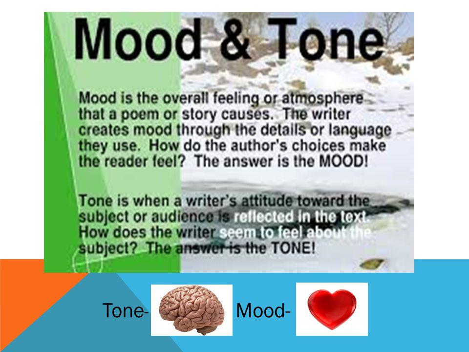 Tone - Mood-