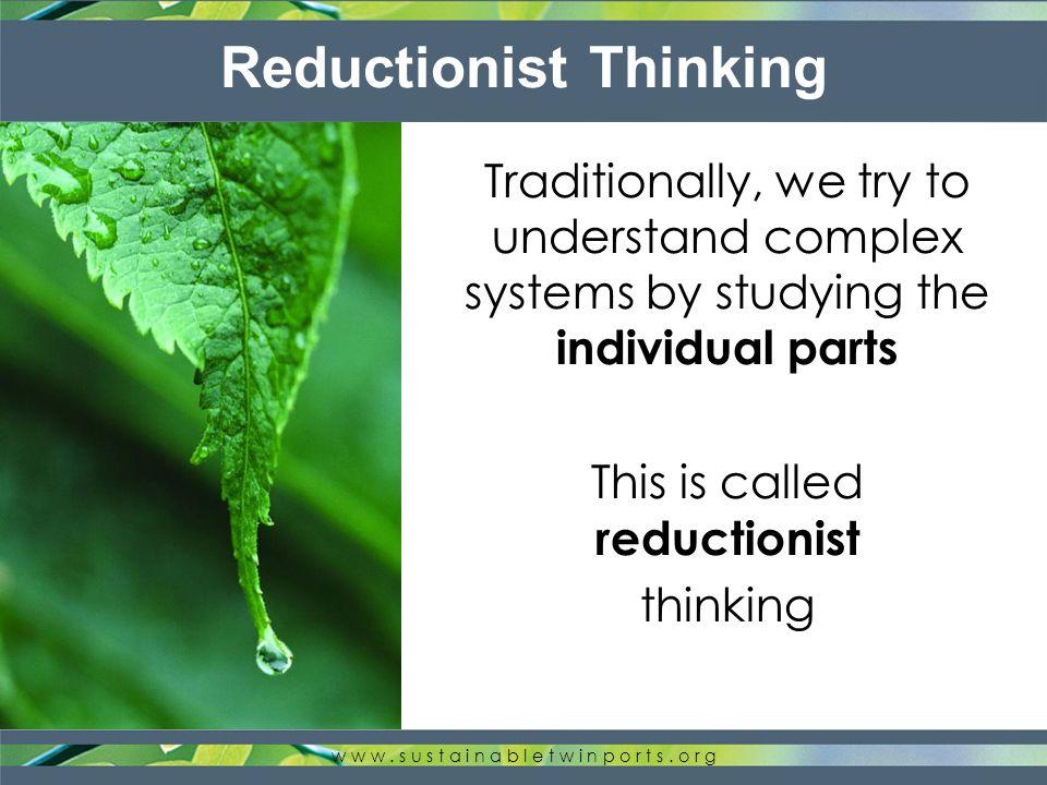Modern Science – Quantitative Emphasis – Paradigm of Control Explanation Prediction Management/control Holistic Science – Science of Qualities – Parad