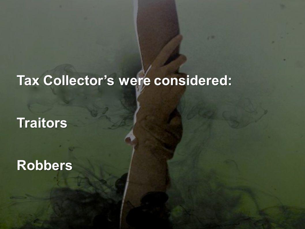TraitorsRobbers
