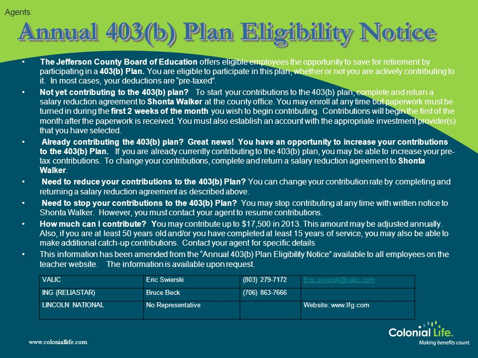 Jefferson County Board of Education Section 125 Medical Plan Review Dental Group Long Term Disability Voluntary Benefits Accident New Plan for 2013!.