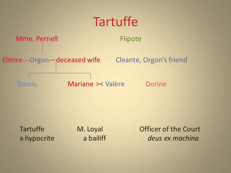 Tartuffe Mme.