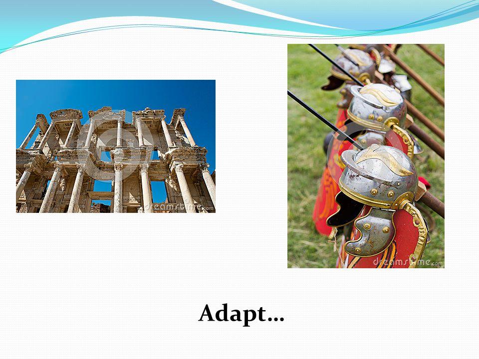 Adapt…