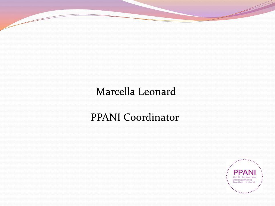 Marcella Leonard PPANI Coordinator