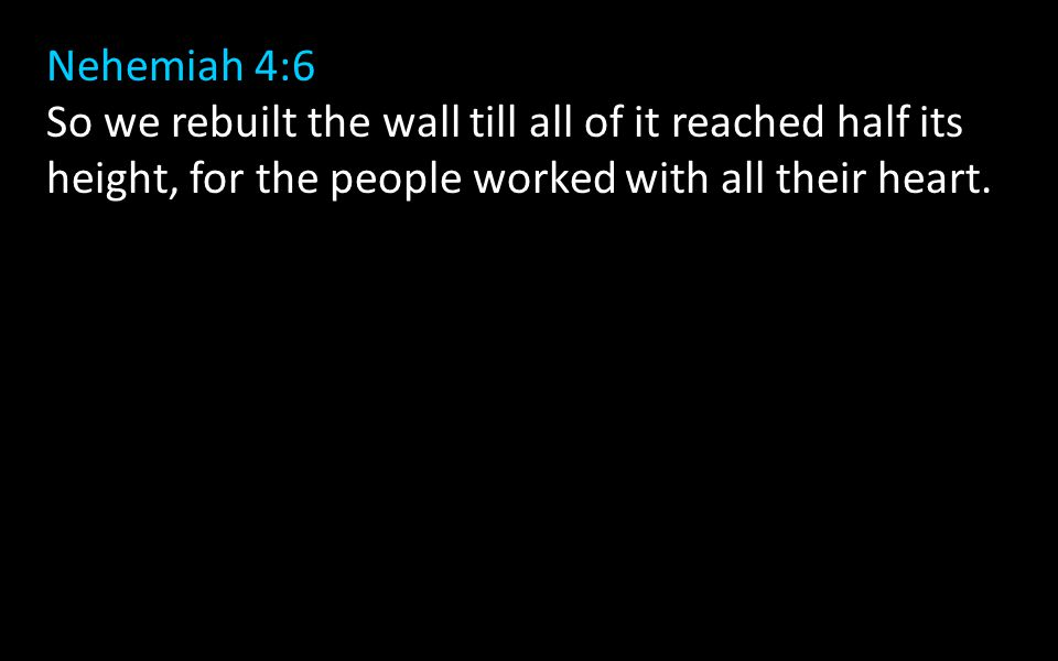 Nehemiah 4:13 Therefore I stationed some of the people behind the lowest points of the wall at the exposed places, posting them by families, with their swords, spears and bows.