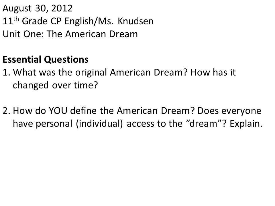 April 23, 2013 Learning Target: Entry Task: