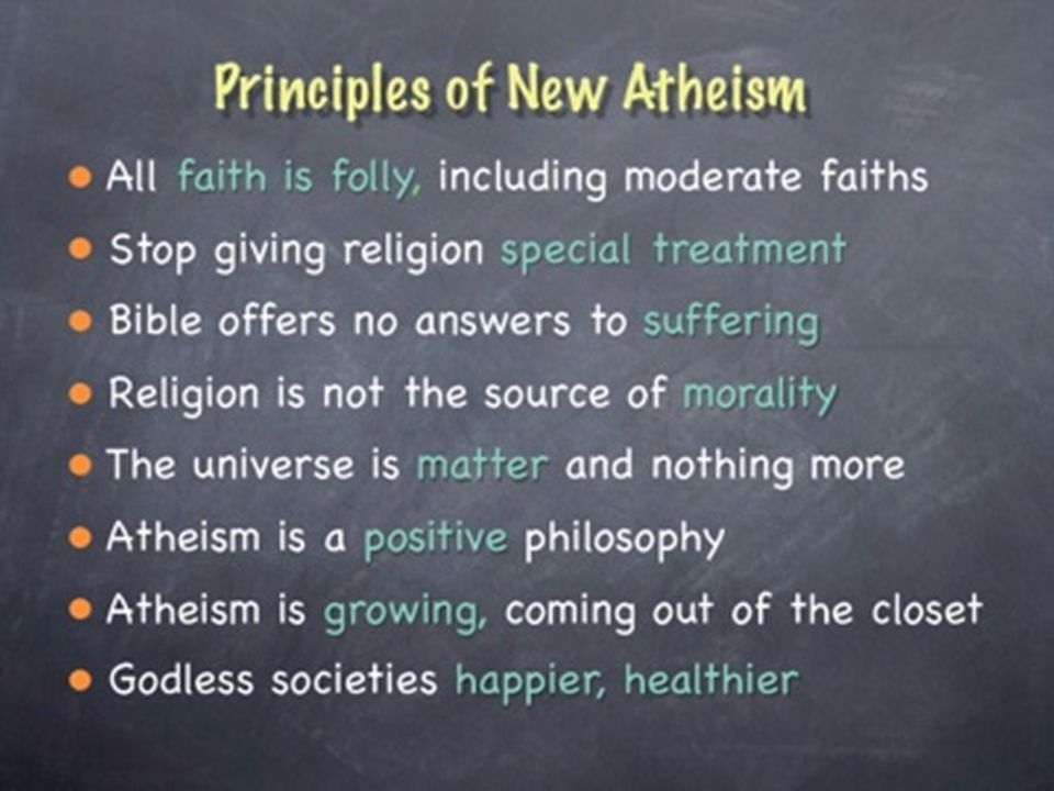 Claims of New Atheists – Mischaracterize faith as being opposed to reason Believing in the absence or in the teeth of evidence Dawkins Like believing in Santa Claus or the Tooth Fairy NT authors could have chosen a word with this meaning but instead chose πίστις (pistis) – To be persuaded, to trust – No implication that trust not based on evidence – Christians commanded to give reasons for their beliefs (I Peter 3:15) – Example of Christian leaders throughout history » Paul, Augustine, Aquinas, … 4