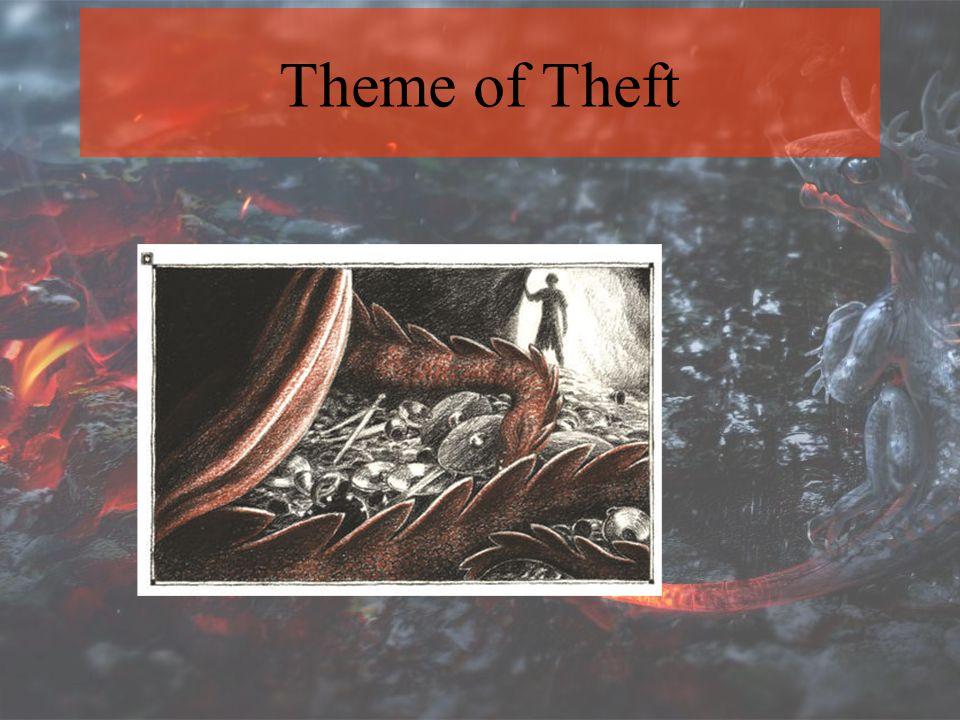 Theme of Theft