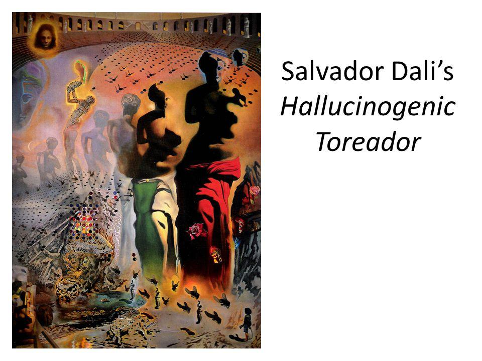 Salvador Dali's Hallucinogenic Toreador