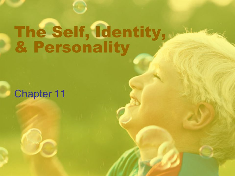 SELF All the Characteristics of the Person Self-concept: everything the person believes to be true about him/herself Includes traits, preferences, social roles, values, beliefs, interests, self-categorization Self-understanding develops throughout the lifespan