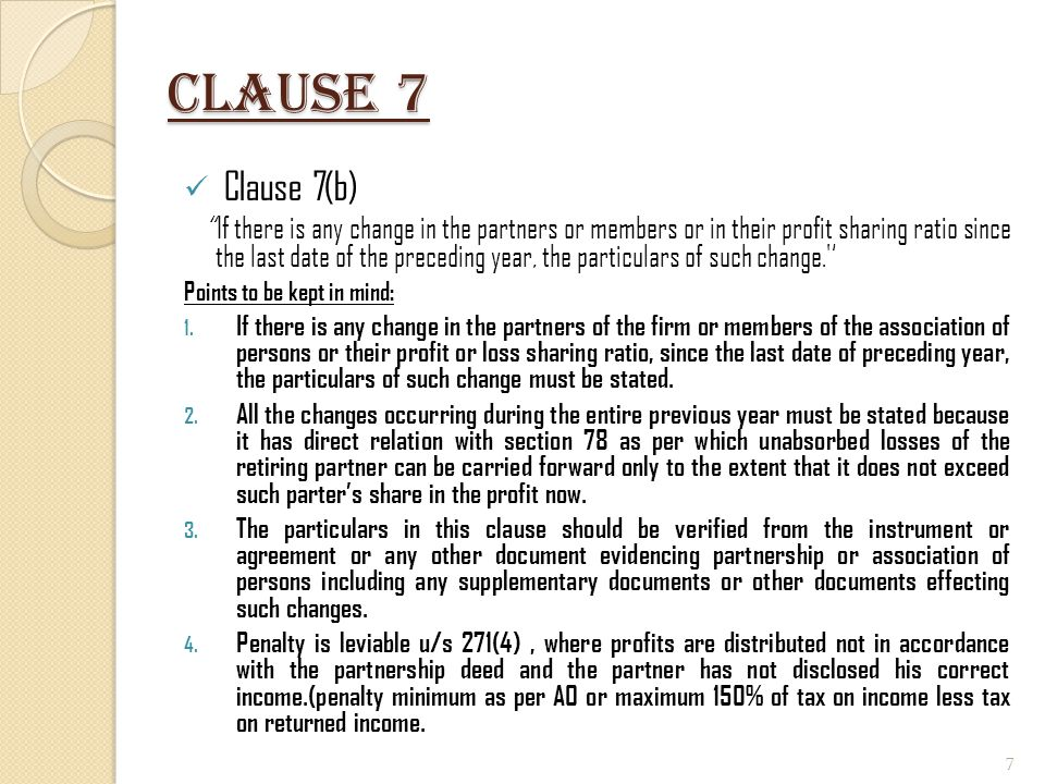 Clause 24(B) Particulars of each repayment of loan or deposit in an amount exceeding the limit specified in section 269T made during the previous year: (i) name, address and permanent account number (if available with the assessee) of the payee; (ii) amount of the repayment; (iii) maximum amount outstanding in the account at any time during the previous year; (iv) whether the repayment was made otherwise than by account payee cheque or account payee bank draft.