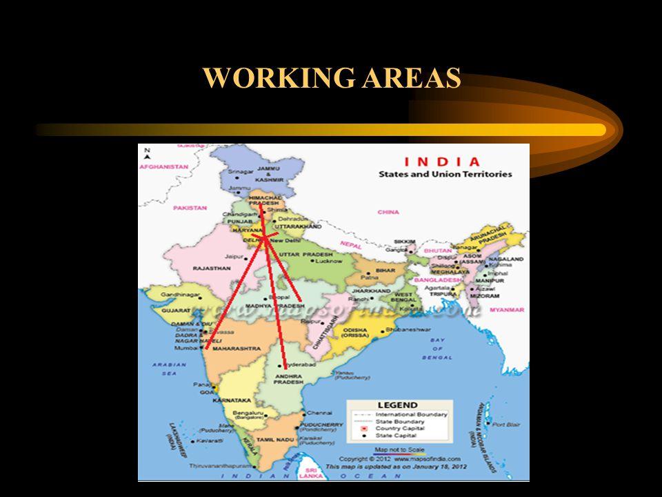STAFF & BENEFICIARIES Sl. NoName of statesDistrictsStaffs 1 Delhi410 2 Uttar Pradesh58 3 Maharashtra22 4 Andhra Pradesh37 5 Uttara Khand11 6 Madhya Pr