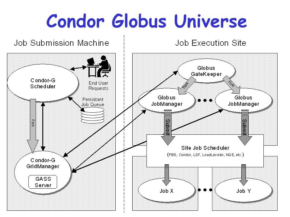 Condor Globus Universe