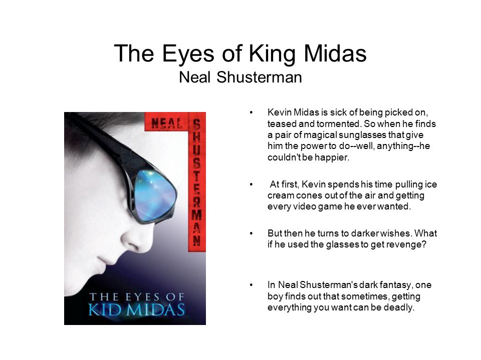 Unwind Neal Shusterman In the not-so-distant future, everyone has an absolute right to life--unless your parents decide on the do-over option.