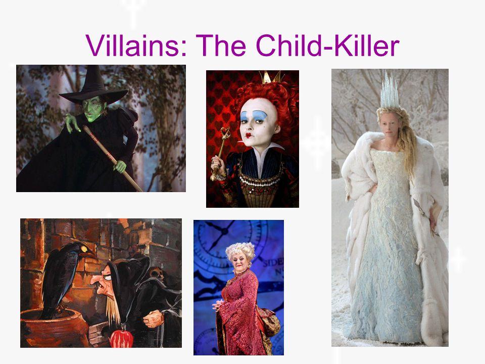 Villains: The Child-Killer