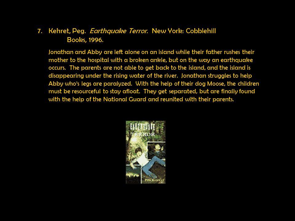 6. Howe, Deborah and James. Bunnicula: a Rabbit-Tale of Mystery.