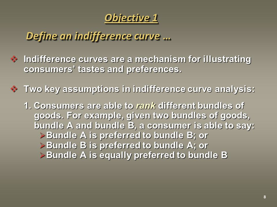  Does bundle b satisfy the rule of equal marginal utility per dollar.