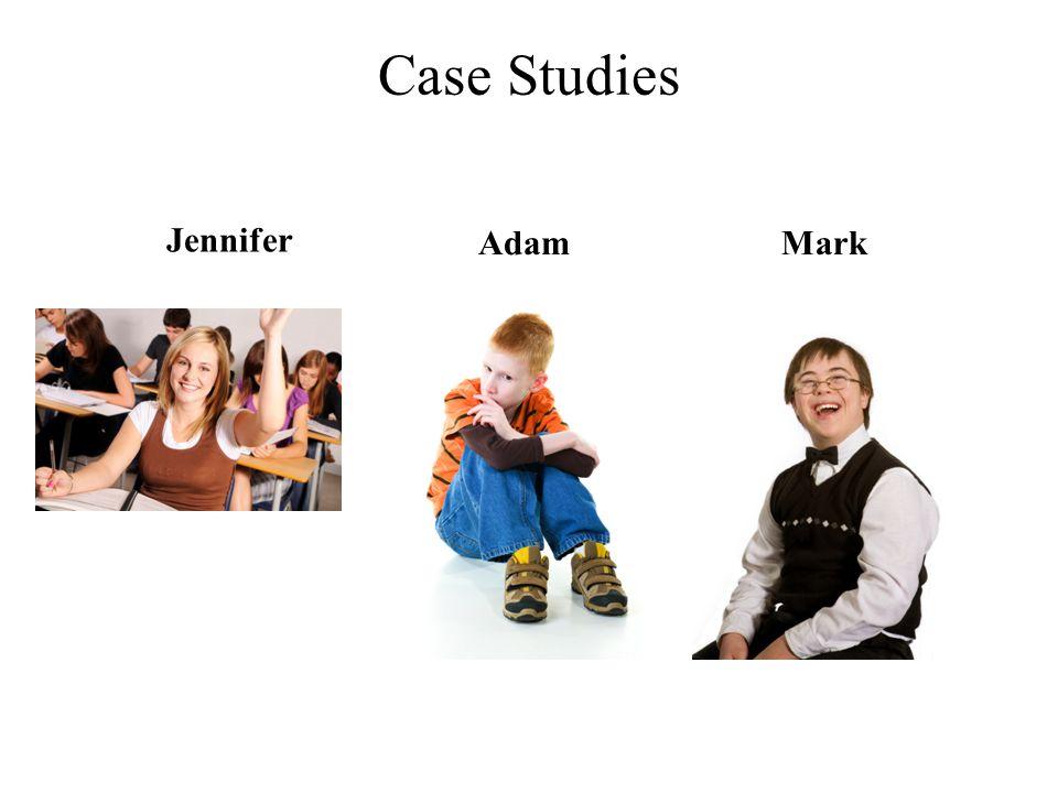 Case Studies Jennifer AdamMark