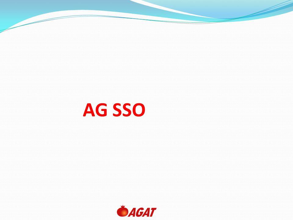 AG SSO