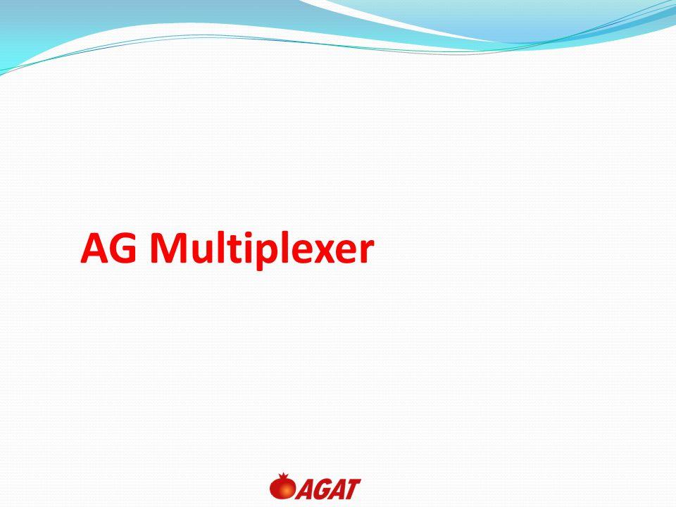 AG Multiplexer