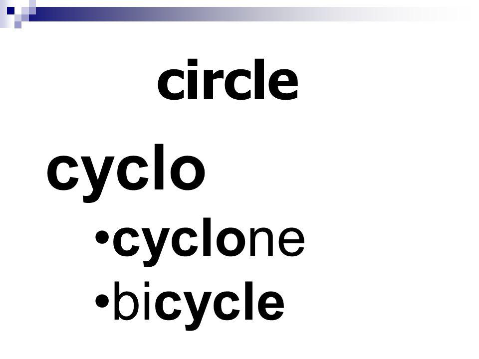 circle cyclo cyclone bicycle