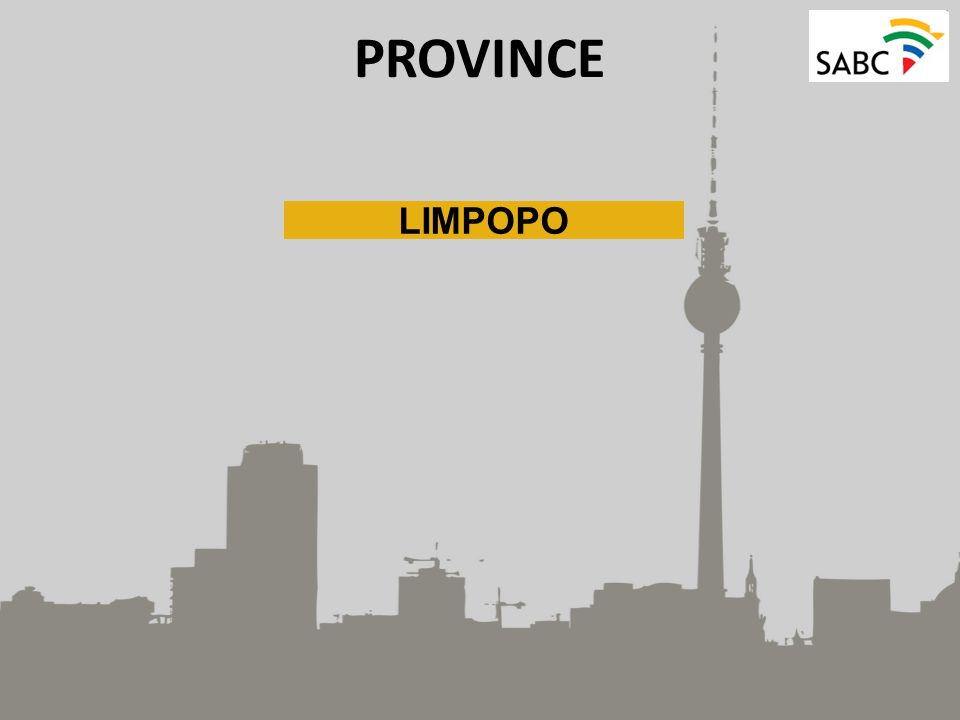 PROVINCE LIMPOPO