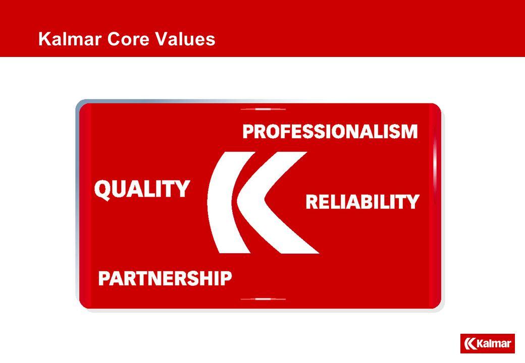 Kalmar Core Values