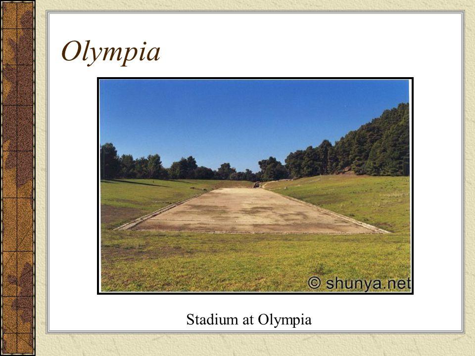 Olympia Stadium at Olympia