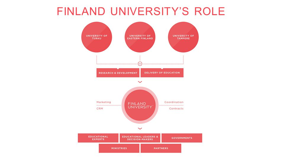 FINLAND UNIVERSITY'S ROLE