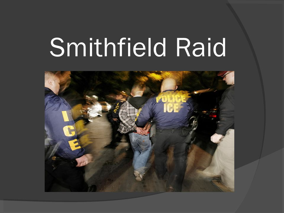 Smithfield Raid